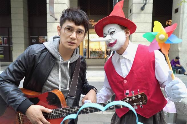 羅文裕才華獲周董力推 李康生為他當小丑催淚